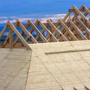 Add a top-quality roof to your new construction home.
