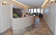 BSC Seattle reception desk.