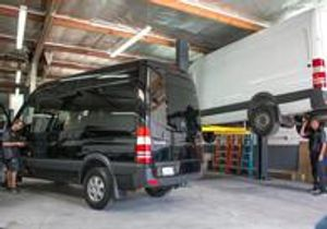 You can also trust the expertise of our crew of specially-trained mechanics who know all the ins and outs of Sprinter repairs.