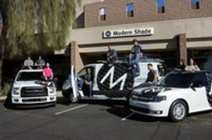 Meet our team at Modern Shade Co. in Scottsdale, AZ.