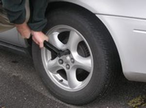 We help with all types of roadside assistance, especially tires!
