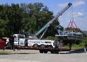 Heavy Duty Crane Towing and Wrecks in Nashville TN