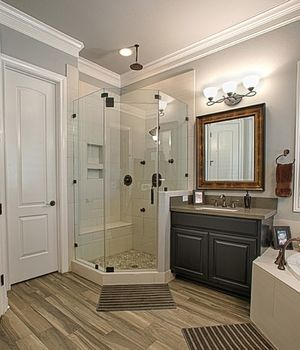 We specialize in flooring and design.