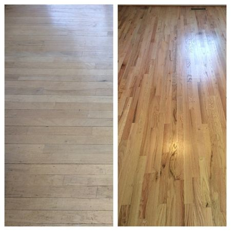 Contact our floor re-finishers today.