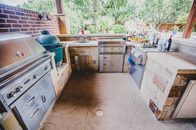 Let us create a backyard kitchen design for you!