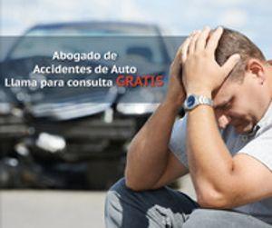 abogados de accidentes de auto llama para consulta gratis