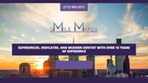 Smile Maker | Philadelphia, PA