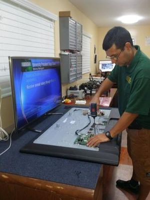 advance electronic tech