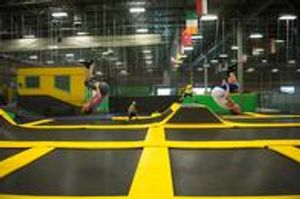 Not only will teens and kids love our trampoline park, but parents can enjoy it too!