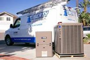 We specialize in air conditioning and heating maintenance!