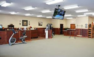 ApexNetwork Physical Therapy Glen Carbon IL Treatment Area