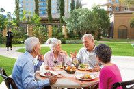 Vi at La Jolla Village, Retirement community providing exceptional senior living in the San Diego area.