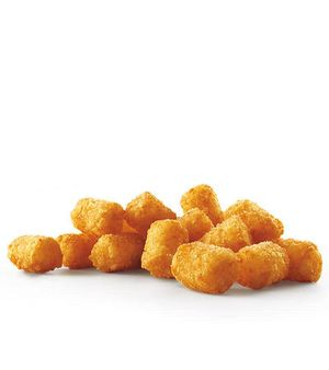 Try some crispy golden Tots and you'll never think of a spud the same way again.