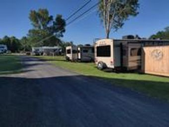 lake champlain beach front rv and boat slip rentals and slips on keeler bay vermont