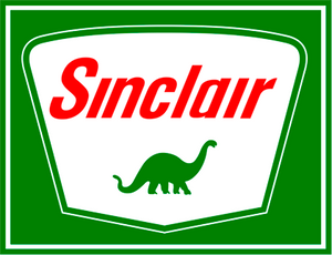 Sinclair Gas Station