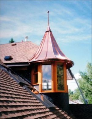 Speciality Copper Roof