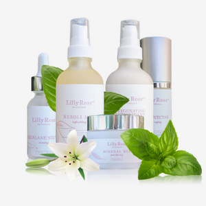 There weren't any toxin-free skincare products that actually worked. So, WE MADE THEM.  Wrinkles and fine lines are signs of damaged and dehydrated skin.  Feed your skin the nutrients it needs to reveal a more youthful glow.  Packed with amino acids, antioxidants like carotene and lutein, and vitamins A, C, & E.  The Botanical Beauty Bundle blends damage repairing antioxidants and amino acids into formulas that nourish your skin back to health to restore the radiance of your skin