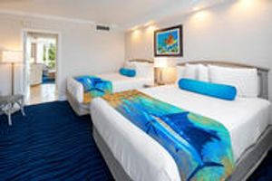 Courtyard Suite at RumFish Beach Resort by TradeWinds