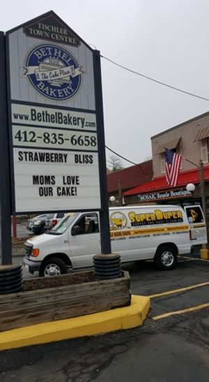 Commercial Carpet Cleaning Bethel Bakery