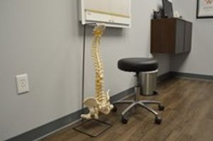 One of our treatment/examination rooms.