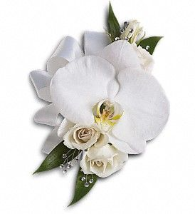 Order your special occasion corsages and floral arrangements today!