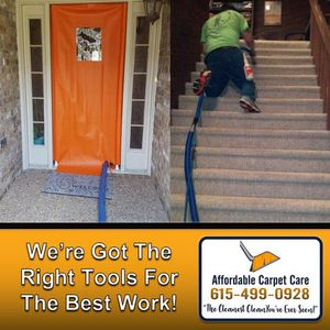 We're doing what it takes to get the job done right! Contact us today!