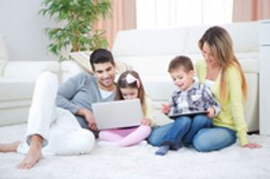 Chem-Dry offers a healthier clean on two levels: first, our products are safe for your entire family and second, by using less water we are helping combat mold and mildew growth in and under your carpet.