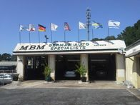 We specialize in foreign cars--check us out!