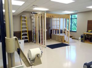 ApexNetwork Physical Therapy Treatment Room
