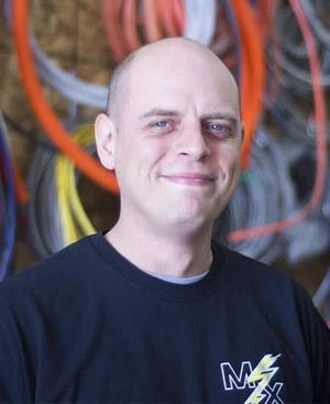 Scott Lamb, Vice President
