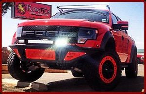Making your truck look unlike any other on the road is our mission at 5 Knights Custom Accessories.
