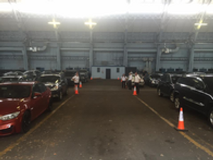 Valet parking strategies and plans have to be executed to ensure a successful event.