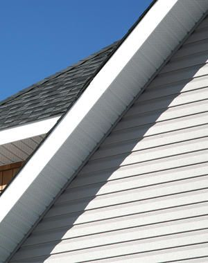 We also specialize in siding. We want to provide siding that reflects your style and protects your home.