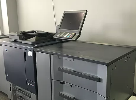 At our custom print shop in Houston, TX, we utilize the latest in modern technology and printing equipment to produce the stunning, professional-looking items your customers want.