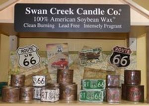 We have candles from Swan Creek Candle Co.!