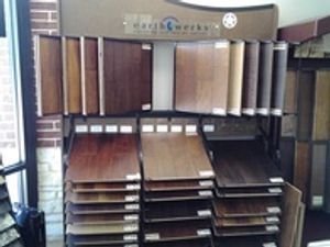 Visit our local flooring store and design center today.