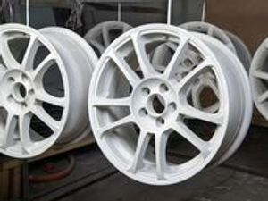 Unlike traditional paint, powder coating offers a durable mechanical bond for your car, truck, SUV, or motorcycle parts.