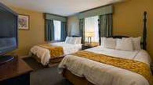 One Bedroom Suite, Bedroom