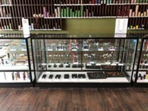 Great variety of e-juice and vaporizers to choose from.