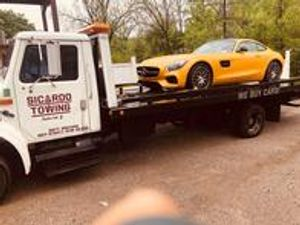 Tried of waiting forever for your luxury cars roadside assistance? Call us today for a rapid service!