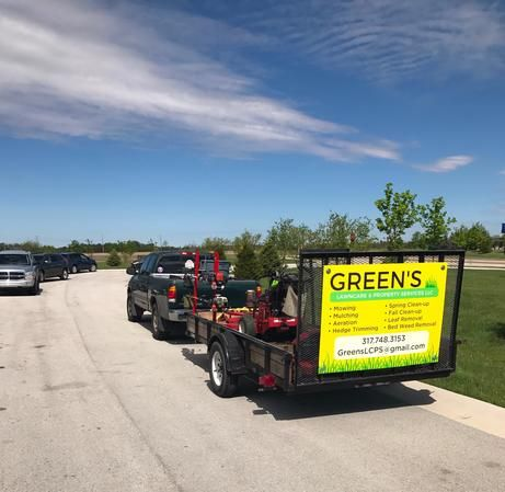 Image 2   Green's Lawncare & Property Services