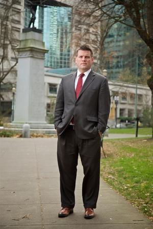 Portland DUI Defense Lawyer Robert Crow