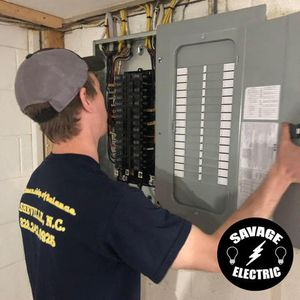 When it comes to your electrical repair or installation needs, we are the ones to turn to! Contact us today and let's get you scheduled for an estimate!a