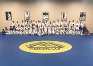 Our Gracie Humaita Conroe family