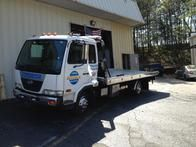 Best towing service in town! Give us a call today!