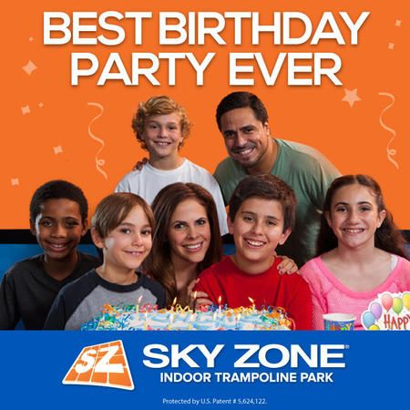 Image 5   SkyZone Stockton