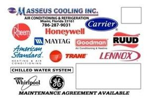 Image 2 | MASSEUS COOLING /  AIR CONDITIONING  and  REFRIGERATION