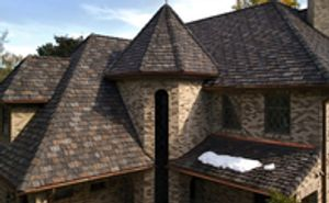 We also work on roofs with wind, storm, and hail damage and will work with your insurance.