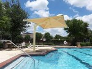 Call today to schedule a consultation for a custom shade structure.