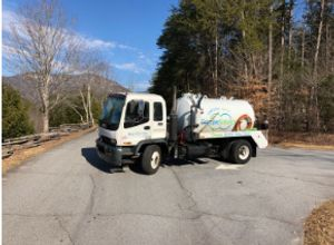 We're Greer's premier septic services provider.